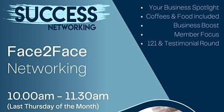 Success Networking Grantham tickets