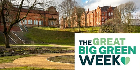 Salford Great Big Green Week litter pick tickets
