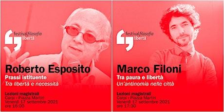 ff21 | ESPOSITO - FILONI | Carpi, Piazza Martiri biglietti
