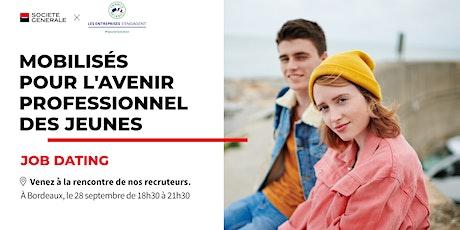 Job Dating à Bordeaux : décrochez un emploi ! billets
