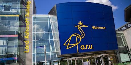 ARU Campus Tours - Chelmsford tickets