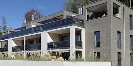Solarbesuchstage MFH Eschenstrasse 11, Baukonsortium Sunnerai tickets