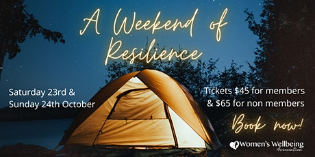 Camp of Resilience tickets