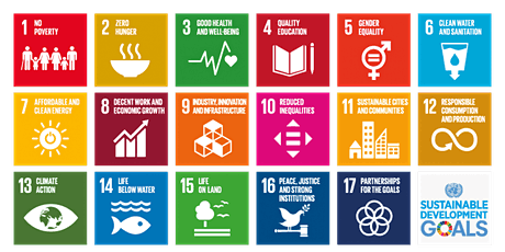 Introduction to Sustainable Development Goals - Online Event Tickets
