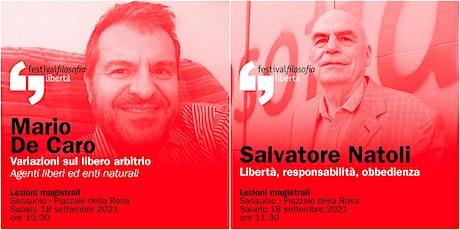ff21 | DE CARO - NATOLI | Sassuolo, Piazzale della Rosa biglietti