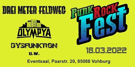 Punkrockfest Vohburg Tickets