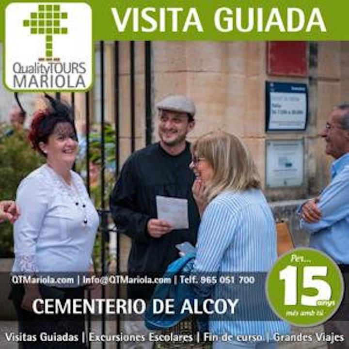 Imagen de Visitas guiadas Cementerio Monumental Alcoy