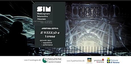 Shakespeare Interactive Museum - ESTATE 2021 biglietti