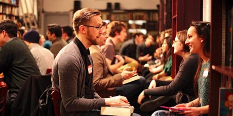 Speed Dating Ages 24-34 MEN SOLD OUT! 4 LADIES PLACES LEFT tickets