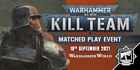 Warhammer 40,000 Kill Team tickets