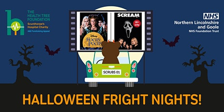 Halloween Drive In Cinema for The Health Tree Foundation tickets