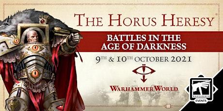 The Horus Heresy tickets