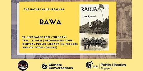 Rawa | The Nature Club tickets