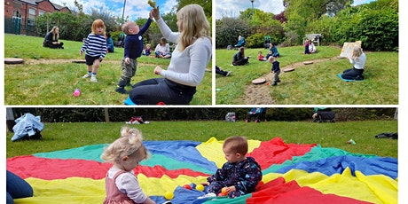 Toddlers Together at Congleton Children's Centre tickets