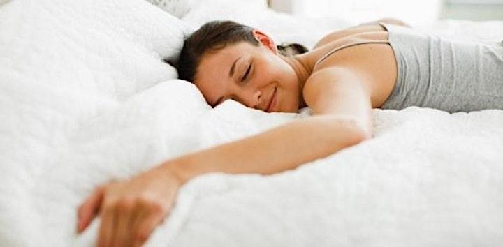 Sleep Like a Baby - get to sleep, stay asleep , wake up refreshed every day image