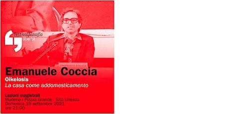 ff21 | COCCIA | Modena, Piazza Grande biglietti