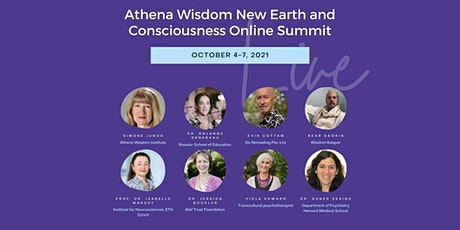 Athena Wisdom New Earth and Consciousness Online Summit tickets