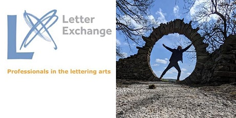 Letter Exchange Lecture by Gary Breeze, Lettering sculptor tickets