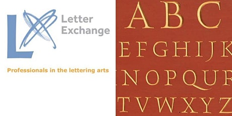 Letter Exchange Lecture by Eric Marland, Letter carver tickets