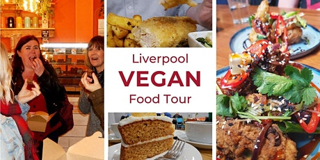 VEGAN Food Walking Tour tickets