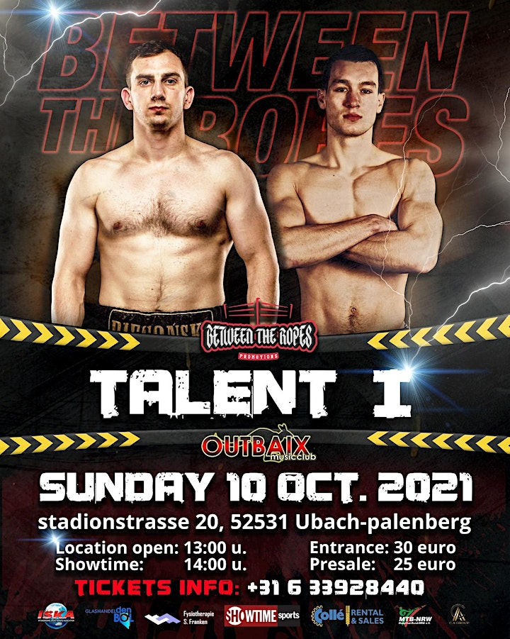 Betweentheropes, Talents 1 image