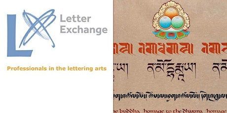 Letter Exchange Lecture by Tashi Mannox, Calligrapher tickets
