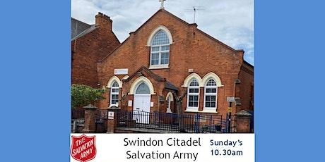 Swindon Citadel Sunday Worship tickets