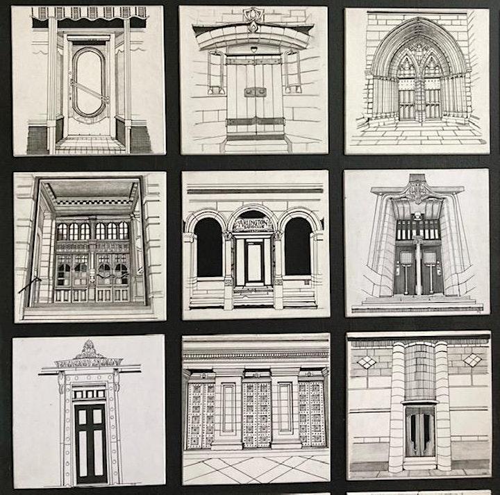 51 Glasgow Doors Exhibition image