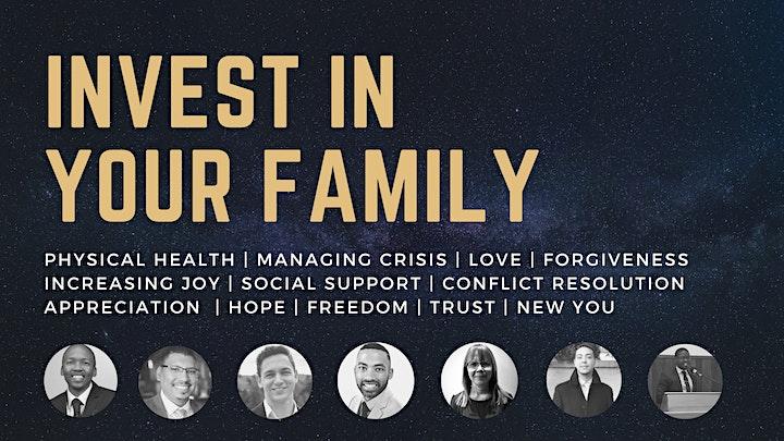 Family Wellness Workshop image