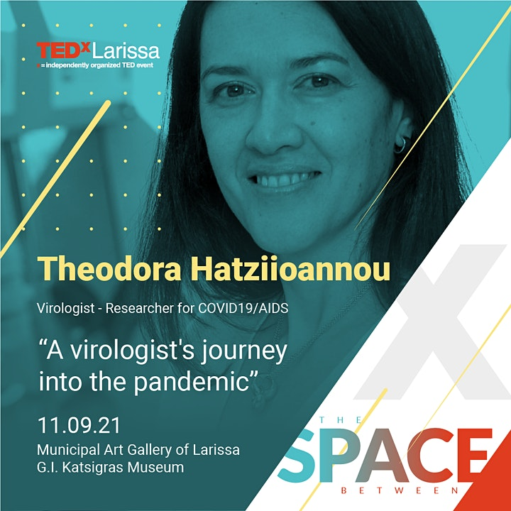 TEDxLarissa - The Space Between image