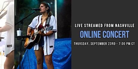 Lyssa Coulter LIVE  (Online Concert) tickets