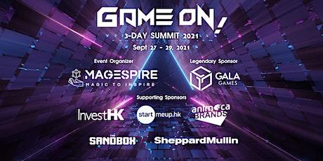 MaGESpire Presents: Game On! Summit 2021 entradas