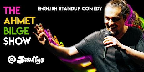 English Standup Comedy Night Karlsruhe Tickets