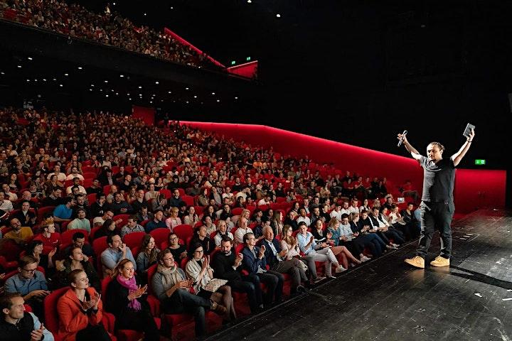 English Standup Comedy Night Karlsruhe image