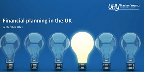 Financial Planning in the UK tickets
