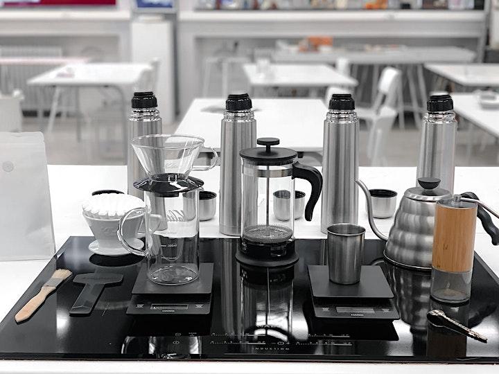 Image pour Atelier Café Filtre : Méthodes Douces