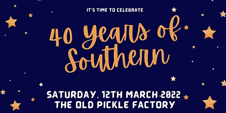 40 Years of Southern Touch tickets