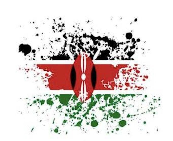 Junior League of Nairobi, Kenya Inaugural General Meeting (Open to All) image