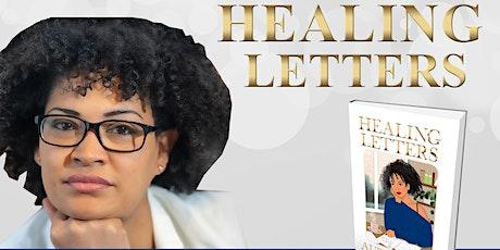Meet Aurea Reis author of Healing Letters tickets