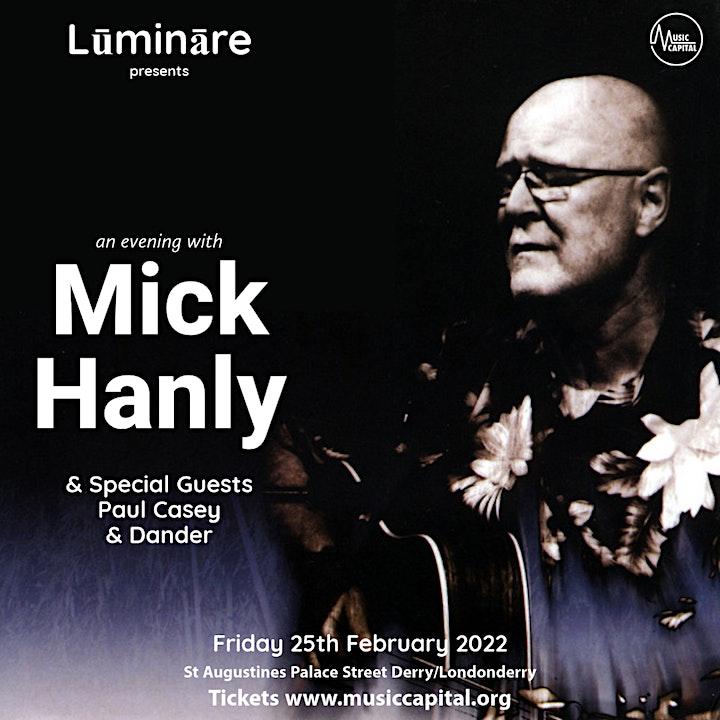 Lūmināre Presents Mick Hanly image