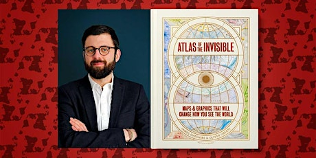 Atlas of Invisible with James Cheshire tickets