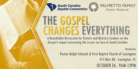 The Gospel Changes Everything Tour LEXINGTON tickets