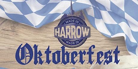 Made in Harrow: Oktoberfest 2021 tickets