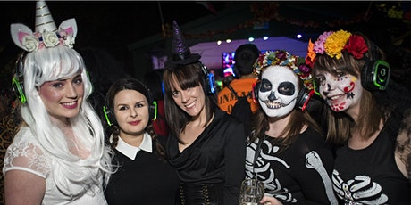Spooky Silent Disco Party @ The Belmont tickets