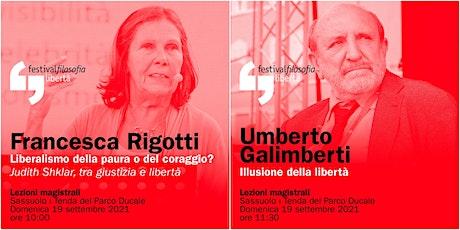 ff21 | RIGOTTI - GALIMBERTI | Sassuolo, Tenda del Parco Ducale biglietti