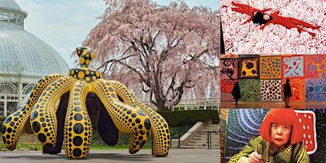 'Yayoi Kusama: The Life & Legacy of an Immersive Art Visionary' Webinar tickets