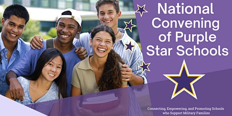 Planning a National Convening of Purple Star Schools tickets