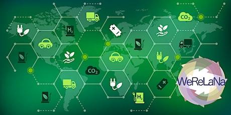 WeReLaNar 3.0: Partneridentifizierung im bioökonomischen Rahmen Tickets