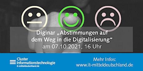 Abstimmungen auf dem Weg in die Digitalisierung Tickets