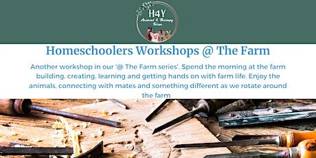 Friday Homestead Homeschoolers Workshop tickets